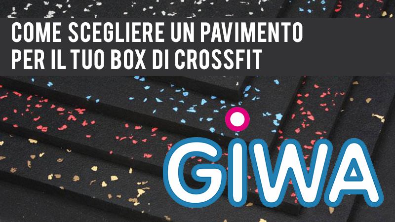 pavimento box CrossFit