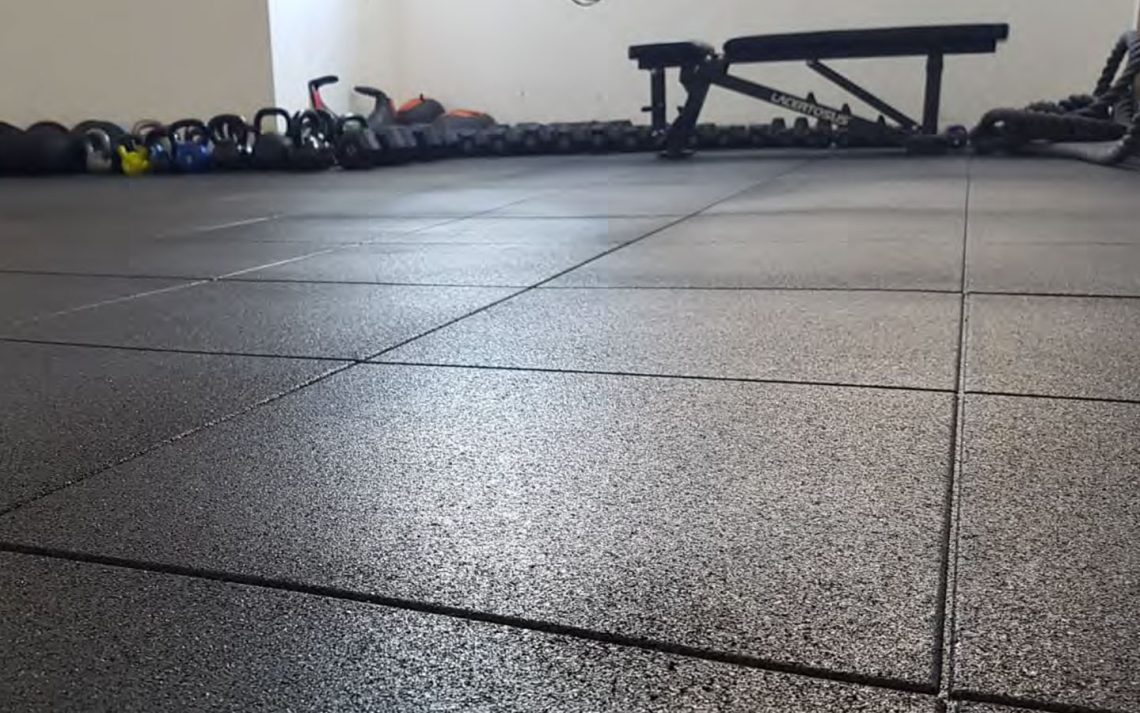 pavimento sbr gomma