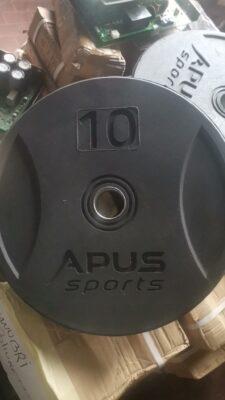 Bumper Plates Apus 1