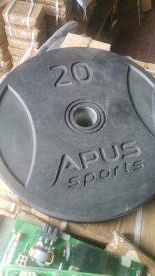 Bumper Plates Apus 8