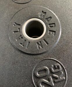 Bumper Plates Made in italy_2